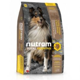 NUTRAM dog T23 - TOTAL GF turkey/chicken - 2,72kg