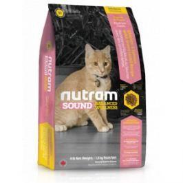 NUTRAM cat S1 - SOUND KITTEN - 1,8kg