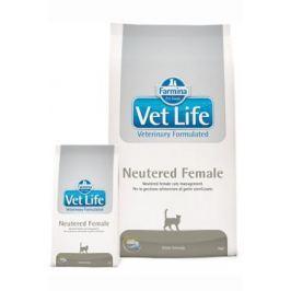 VET LIFE cat NEUTERED FEMALE natural - 2kg