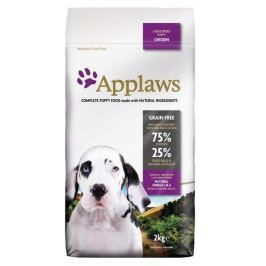 APPLAWS dog PUPPY LARGE breed chicken - 7,5kg