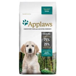 APPLAWS dog PUPPY S/M breed chicken - 7,5kg