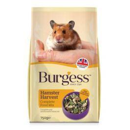 BURGESS HAMSTER HARVEST - 750g (1+1 gratis) expirace 22.10.2016