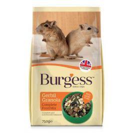 BURGESS GERBIL granola - 750g - EXPIRACE 12/2016