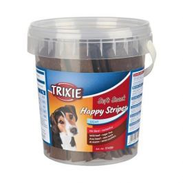 Trixie dog poch. HAPPY ROLLS lososové tyčky - 500g