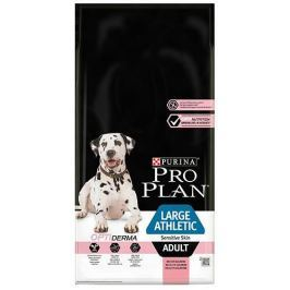 PROPLAN new ADULT LARGE athletic/SKIN - 14kg