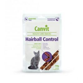CANVIT cat GF HAIRBALL control duck - 100g