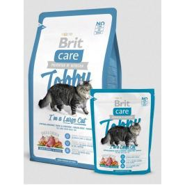 BRIT CARE cat LARGE - TOBBY - 2kg