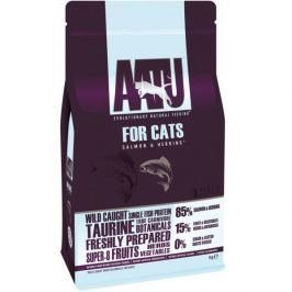 AATU cat 85/15 SALMON & HERRING - 1kg
