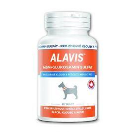 ALAVIS MSM + glukosamin sulfát - 60tbl