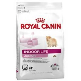 Royal Canin INDOOR life JUNIOR small - 1,5kg