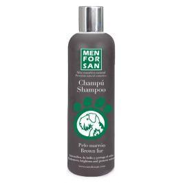MENFORSAN šampon ZVÝRAZŇUJÍCÍ HNĚDU barvu - 300ml