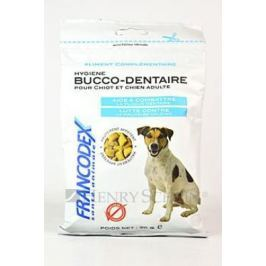 FRANCODEX dog poch. DENTAL BREATH - 70g