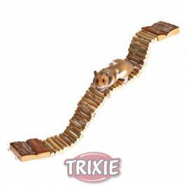 Trixie hlod. MOST dřevěný visutý - 7x55cm
