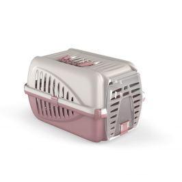 Transportní box ARGI růžový - 50 x 33 x 31 cm