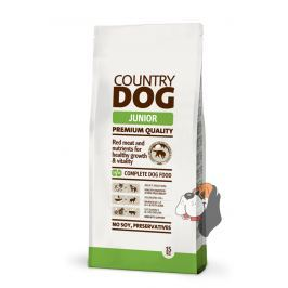COUNTRY dog JUNIOR - 15kg