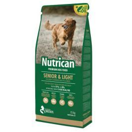 NUTRICAN dog LIGHT/SENIOR - 15kg