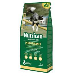 NUTRICAN dog PERFORMANCE - 15kg