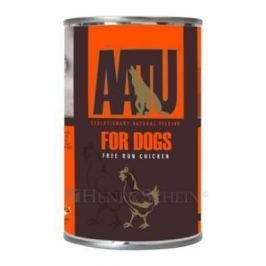 AATU dog konz. CHICKEN - 400g