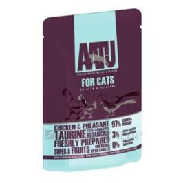 AATU cat kapsa CHICKEN / PHEASANT - 85g