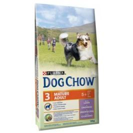 PURINA dog chow MATURE jehněčí - 14kg