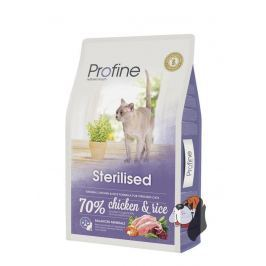PROFINE cat STERILISED - 10kg