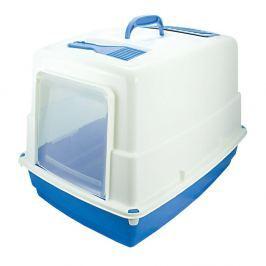 WC ARGI kryté, filtr, lopatka - 54 x 39 x 39 cm růžové