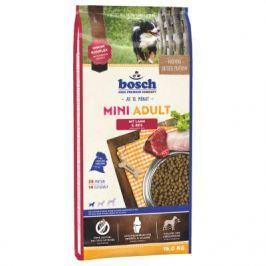 Bosch ADULT MINI lamb/rice - 15kg