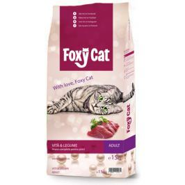 FOXY CAT BEEF/Chicken - 15kg