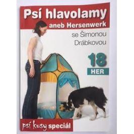Psí hlavolamy aneb Hersenwerk se Šimonou Drábkovou - Šimona Drábková