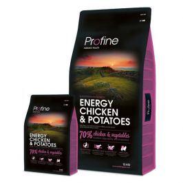 PROFINE ENERGY Chicken/Potatoes - 15kg + 3kg GRATIS