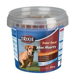 Trixie dog poch. MINI hearts 200g