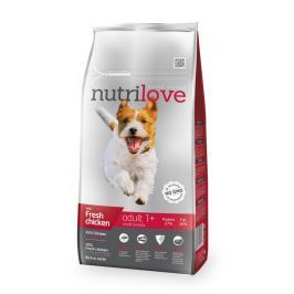 NUTRILOVE pes ADULT small - 1,6kg