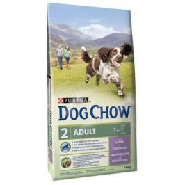 PURINA dog chow ADULT Lamb & Rice - 14kg
