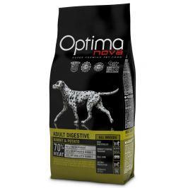 Optima Nova Dog Adult MINI Digestive Grain Free Rabbit 800 g