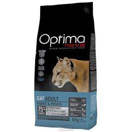 OPTIMAnova cat GF ADULT rabbit - 0,4kg