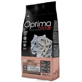 OPTIMAnova cat GF ADULT salmon - 0,4kg