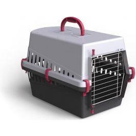Transportní box ARGI růžový - 50 x 33 x 32 cm