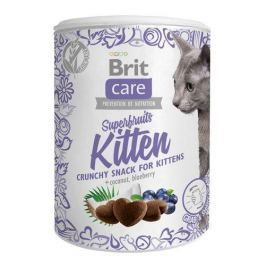 BRIT CARE cat SNACK SUPERFRUITS KITTEN - 100g