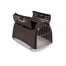 Transportní box ARGI CABRIO hnědá 50x32x34,5cm - 1ks
