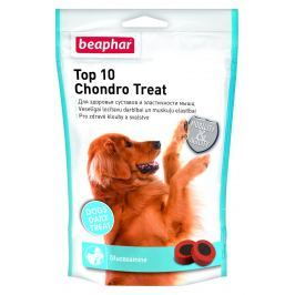 Beaphar pochoutka TOP 10 Chondro Treat s glucosaminem