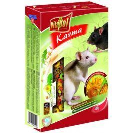 VITAPOL směs pro potkany - 500g Krmivo a vitamíny pro hlodavce