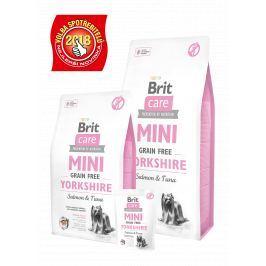 BRIT CARE dog MINI GF YORKSHIRE - 400g Krmivo pro psy