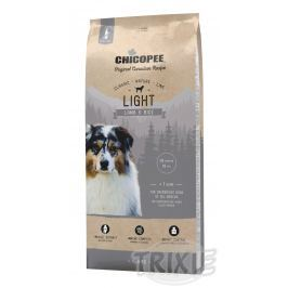 CHICOPEE CN LIGHT lamb/rice - 2kg Krmivo pro psy