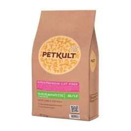 PETKULT cat GOURMANDISE - 2KG