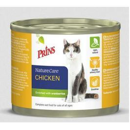 PRINS cat konz. CHICKEN - 200g Konzervy