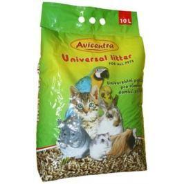 Kočkolit DŘEVĚNÁ podestýlka 10l/6kg Ostatní potřeby pro hlodavce