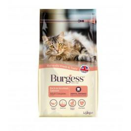 BURGESS cat SCOTTISH salmon - 1,5kg - EXPIRACE 11/2017