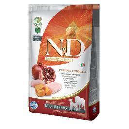 N&D dog GF PUMPKIN ADULT M / L CHICKEN - 12kg