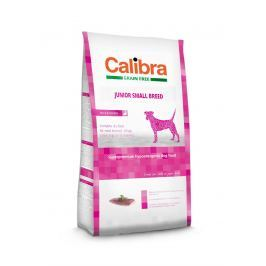 CALIBRA dog GF JUNIOR small kachna - 7 kg