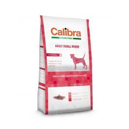 CALIBRA dog GF ADULT small kachna - 7 kg Krmivo pro psy
